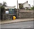 SS9768 : Windmill Lane Sewage Pumping Station, Llantwit Major by Jaggery