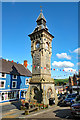 SO2872 : Knighton Clock Tower by Jeff Buck
