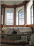 NZ2564 : All Saints Church, Pilgrim Street - high altar and rail by Mike Quinn