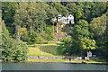 SD3888 : Lakeside below Blakeholme Cottage by David Martin