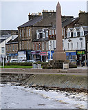 NS2982 : The Henry Bell Monument, Helensburgh by David Dixon