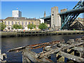 NZ2563 : The Guildhall and the Tyne Bridge by Mike Quinn