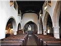 SE0063 : Linton church, interior by Stephen Craven