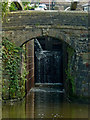 SJ9688 : Marple Locks No 15 east of Stockport by Roger  Kidd