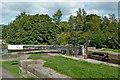 SJ9688 : Marple Locks No 14 east of Stockport by Roger  Kidd