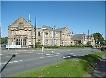 SD8913 : Rochdale, Touchstones by Mike Faherty