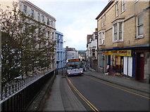 SM9515 : High Street, Haverfordwest (8) by Basher Eyre