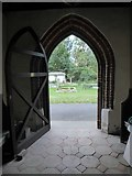 TL8530 : St Andrew, Colne Engaine: churchyard (f) by Basher Eyre