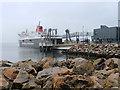 NS0235 : CalMac Ferry MV Caledonian Isles at Brodick Ferry Terminal by David Dixon