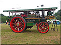 SO7971 : Stourport steam Rally - Fowler Showman's engine by Chris Allen