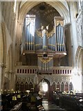 ST5545 : Wells Cathedral [13] by Michael Dibb