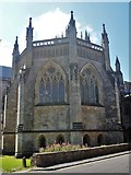 ST5545 : Wells Cathedral [18] by Michael Dibb