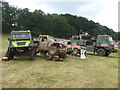SO7971 : Stourport Steam Rally - off-road vehicles by Chris Allen