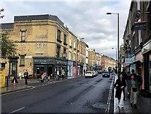 TQ3386 : Stoke Newington Church Street by John H Darch