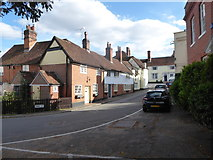 TL7835 : Castle Hedingham on a sunny September afternoon (b) by Basher Eyre
