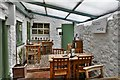 ST1939 : Nether Stowey, Coleridge Cottage: The Tearoom by Michael Garlick