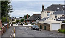 NS3525 : Kyle Street, Prestwick, South Ayrshire by Mark S