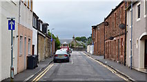 NS3525 : Boyd Street, Prestwick, South Ayrshire by Mark S