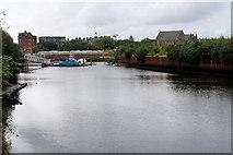 NS5566 : River Kelvin by David Dixon