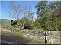 NZ1350 : Bridge over the Stockerley Burn by Robert Graham