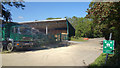 TQ0548 : Timber Yard near Albury by Des Blenkinsopp