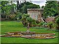 NS2310 : Culzean Castle, Fountain Court by David Dixon