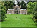 NS2310 : Culzean Castle Camellia House by David Dixon