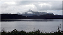 NC5758 : A view across the Kyle of Tongue by John Lucas