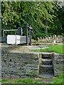 SJ9689 : Marple Locks (detail) No 7, Stockport by Roger  Kidd