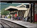 SP0229 : GWSR, Winchcombe Station by David Dixon