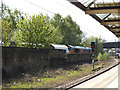 SD9851 : Freight train at Skipton by Stephen Craven