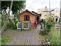 SP0532 : Former Coal Office from Winchcombe Station by David Dixon