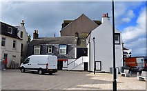 NS2059 : Gallowgate Square, Largs, North Ayrshire by Mark S