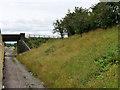 SP0534 : Roadbridge over the GWSR near Stanton by David Dixon
