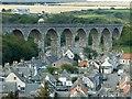NJ5067 : Old railway viaduct, Cullen by Alan Murray-Rust