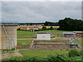 SP0837 : Severn Trent Waste Treatment Plant at Broadway by David Dixon