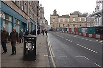 NT2574 : Leith Street by Richard Webb