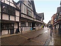 SO8554 : The Greyfriars, Worcester by David Dixon