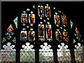 SO8454 : Cloister Window, Worcester Cathedral by David Dixon