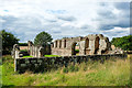 SJ8207 : White Ladies Priory, Shropshire by Jeff Buck