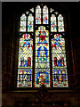 SO8454 : The Gerontius Window, Worcester Cathedral by David Dixon