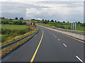 S0783 : Westbound M7, Welcome to County Offaly by David Dixon