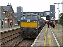 S2683 : Railtour at Ballybrophy by Gareth James