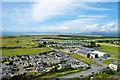 SH5731 : View towards the Llyn Peninsula from Harlech Castle by Jeff Buck