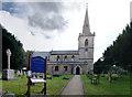 SK9856 : All Saints' Church - North Elevation by Bob Harvey