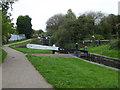 SO8986 : Stourbridge Canal - locks Nos. 7, 6 & 5 by Chris Allen