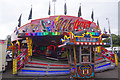 SK5641 : The Waltzer - Goose Fair by Stephen McKay