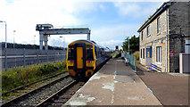 ND1559 : Georgemas Junction station by John Lucas