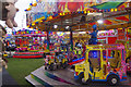 SK5641 : Toy Town - Goose Fair by Stephen McKay