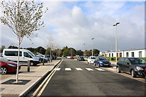 NS3141 : Ayrshire Central Hospital, Irvine by Billy McCrorie